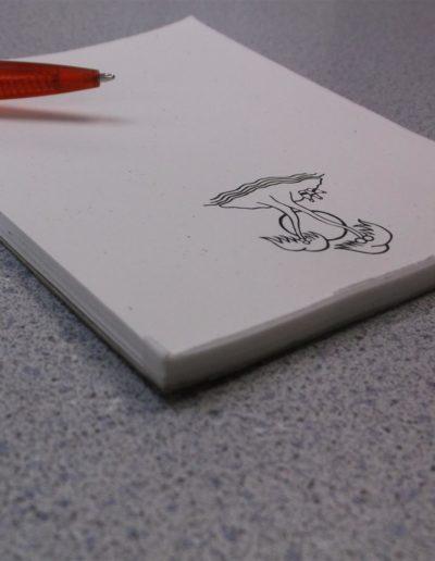 Custom Printed Notepads
