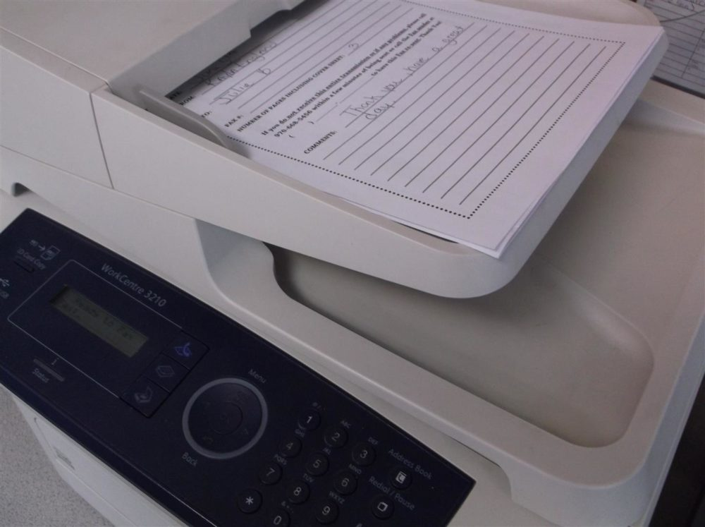 Fax In-Out